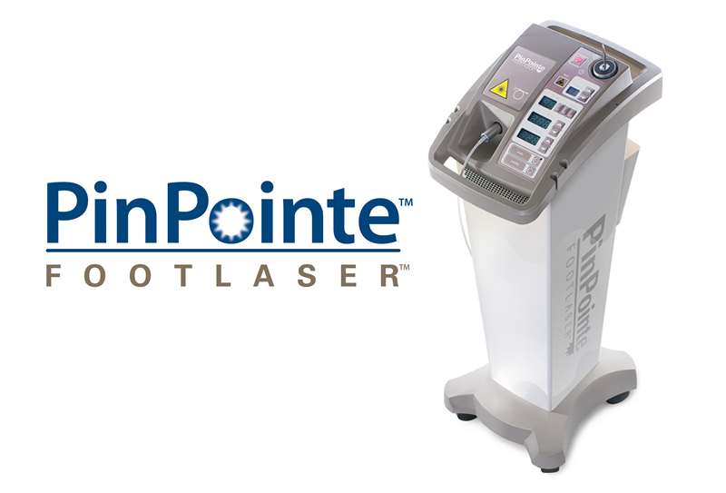 What is PinPointe FootLaser™?